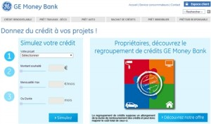 Compte epargne remunere GE Money Bank